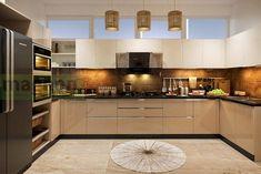 Bangalore modular kitchen manufacturers - trends in kitchen design Kitchen Room Design, Kitchen Cabinet Design, Modern Kitchen Design, Interior Design Kitchen, Kitchen Decor, Interior Ideas, Kitchen Cabinetry, Kitchen Stuff, Kitchen Ideas