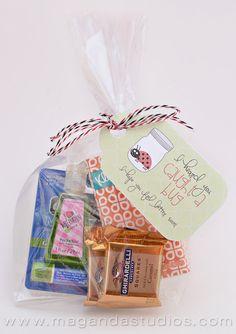 Caught a bug gift label or tag FREEBIE | Maganda Studios