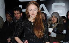 Game of Thrones star Sophie Turner films rape scene in front of parents - Telegraph