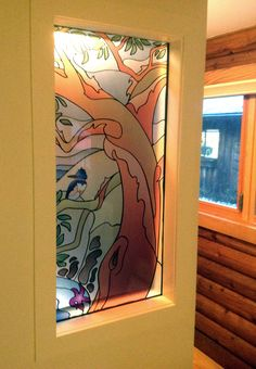 1000 images about custom printed window film from for Make your own stained glass window film