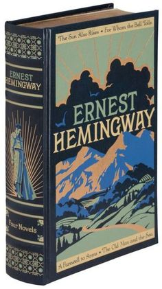 The preeminent American writer of his time, Ernest Hemingway wrote provocative fiction steeped in the experiences of the