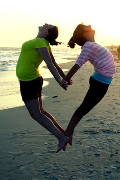Our beach picture!