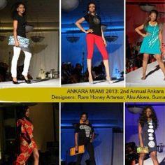 #April2013 @TropicsMagazine #closeup ft #AnkaraMiami2013 designers @AFRClothing, @AkuTees, #SumahrieCollections, #RareHoneyArtwear, & #UnapologeticPresence! #TropicsMagazine #TropicMagazine #AfricanFashion #AfricanMagazine #AnkaraMiami - cc: @Sumahrie @BeUnapologetic @Afrikan954 --- Photos by: #DeepBluMedia