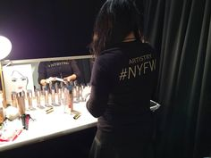 ARE YOU READY? Tune in at 3 p.m. Eastern to see the beautiful Pamella Roland Fall 2015 runway show at the Mercedes-Benz Fashion Week! Artistry Global Makeup Artist Rick DiCecca is working his magic behind the scenes! http://oak.ctx.ly/r/2hpmo #PamellaRolandFW15 #NYFW