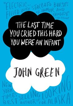 The Fault in Our Stars by John Green | If Young Adult Novels Had Honest Titles
