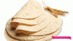 I like tortillas. They are a versatile food and improve many a frugal meal. Tortillas are great stuffed with leftovers and baked or fried. Burritos, Vegan Tortilla, Tortilla Recipe, Tortilla Bread, Veggie Recipes, Mexican Food Recipes, Bread Recipes, Mexican Dishes, Sweet Recipes