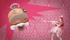 Kyary Pamyu Pamyu my favorite part of the CANDY CANDY video