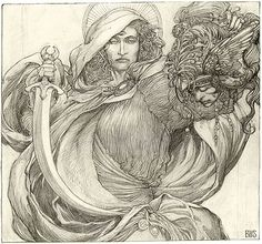 lines and colors :: a blog about drawing, painting, illustration, comics, concept art and other visual arts » Barry Windsor-Smith