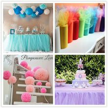 1PCS 22mX15cm Bouquet Wraps Wedding Table Runner Decoration Yarn Roll Crystal Tulle Organza Sheer Gauze Element wedding favors D(China (Mainland))