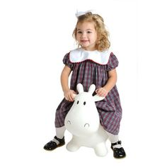 Bouncers are great for toddlers and preschoolers! How cute is this cow? Add one to your classroom! https://goo.gl/MbL6a4 #bouncer #seat #toddler #preschool