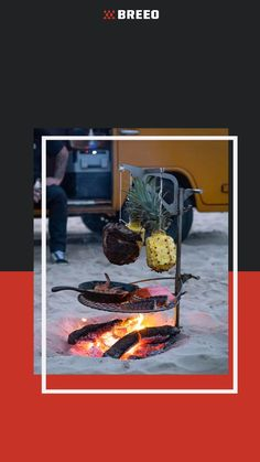 Backyard Camping, Diy Camping, Camping Survival, Camping Meals, Camping Hacks, Fire Cooking, Outdoor Cooking, Dutch Oven Cooking, Amazing Food Videos