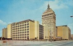 Eastman Kodak building, Rochester NY.  RIP Kodak. Your turning into only a great memory of Rochester's glory days.