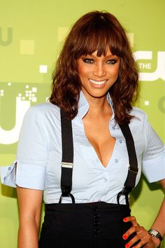 "Pin It To Win It ""Prettiest Smile""    Tyra Banks @thesmileexperts #thesmileexperts"