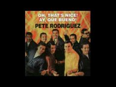 """Hector Hernandez (voice by Frank Rodriguez) presents Eddie Palmieri's song """"Revolt"""" or """"La Libertad Logico""""."""