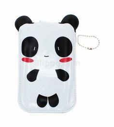Panda kännykkäpussi (malli 6) 5,90€ Mobile Accessories, Phone Accessories, Kawaii Gifts, Japanese Candy, Kawaii Shop, Malta, Stationery, Pouch, Stationeries