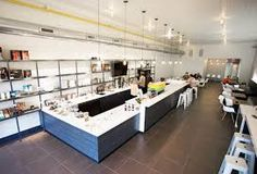 Image result for stationery and cafe shop