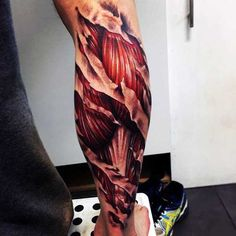 50 Ripped Skin Tattoo Designs For Men