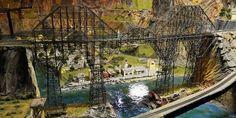 小さいけど超デカイ! 16年かけて作られた世界最大の鉄道模型『Northlandz』