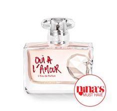 """De redactie van NINA Magazine zegt alvast JA en heeft Oui à l'Amour verkozen tot hun Must Have Parfum!""""Oui à l'amour is een manifest van lef en passie! De onverwachte ontmoeting van een sprankelende frisheid en een intense sensualiteit. De krokante geurnoten van Engelwortel versterken de natuurli..."""