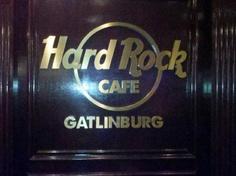 Hard Rock Cafe Gatlinburg #gatlinburg