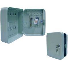 20 Hooks Key Cabinet Lockable 2 Keys & Fixings Warehouse/office/garages NEW Homeware http://www.amazon.co.uk/dp/B00P57DERY/ref=cm_sw_r_pi_dp_7z8lwb0PPJDAF