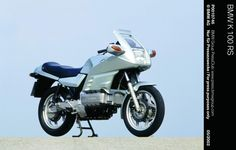 Same model and colour as mine, these great old bikes do 140mph, 0-60mph in 4 seconds and 50mpg