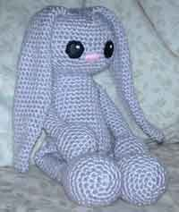 Many Free crochet toy patterns