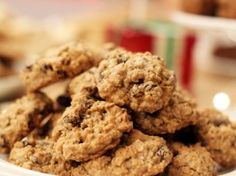 John Legend's Peanut Butter Oatmeal Chocolate Chunk Cookies : Recipes : Cooking Channel