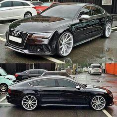 My next Audi...