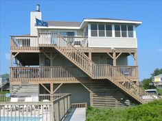 5BR Oceanfront, Heated Pool, Waterslide,... - VRBO
