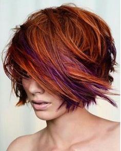 May just be my new haircolor...