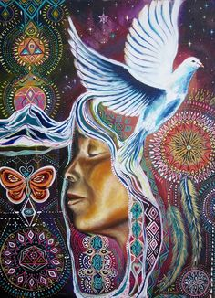 Visionary Art By: Isabel Bryna