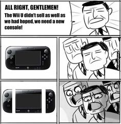That is way to true. With the Nintendo Switch coming out in March and my pockets full of cash I've been saving since last year, I'm ready.