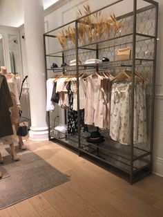 Boutiques, Wardrobe Rack, Closet, Furniture, Home Decor, Sideboard, Tents, Projects, Clothing Boutiques