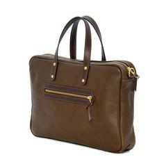 Стильные изделия из кожи от компании Bill Amberg (читать описание бренда и его историю - http://destads.ru/?p=9127)