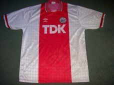 d8229332c Ajax Classic Football Shirts Vintage Retro Old Soccer Jerseys Online Store