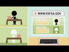 The Free Application for Federal Student Aid (FAFSA) allows students to apply for grants, loans, and work-study funds. Check out this video for info about the FAFSA and the resources available to help fill out this important application.