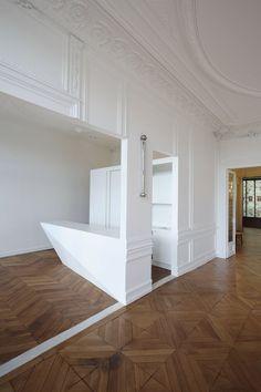 Napoleon Flat, Paris, 2014 - FREAKS freearchitects