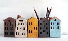 Keramické dekorace, na něž nepotřebujete kruh ani troubu - Tady Je Moje - Netradiční magazín o bydlení Tady Je Moje – Netradiční magazín o bydlení
