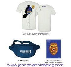 Enter to Win a Mall Cop 2 Prize Pack Giveaway Enter to Win a Mall Cop 2 Prize Pack Giveaway
