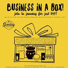 STOP Starting in 2017 you can start your own business where you control how much you earn through your own efforts, while having fun and making some awesome new friends in a positive environment!  Plus, perks like earning Free & Half off Scentsy AND All Expenses paid trips?  $49 USD is all you need to start your own fun Scentsy business in January!  Who's down???
