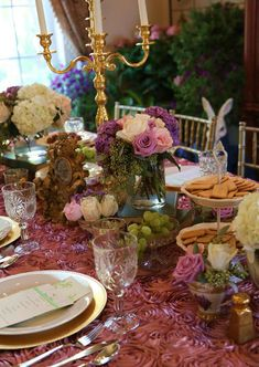Victorian Dinner Party Party Ideas | Photo 5 of 19 | Catch My Party