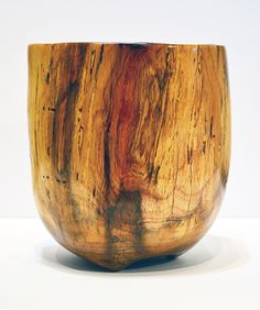 Vessel by Francisco Clemente #FranciscoClemente #Wood #CedarStreetGalleries