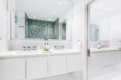 West 67th St. Residence - contemporary - Bathroom - New York - Alexander Butler | Design Services, LLC
