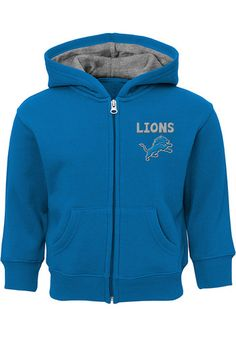 Your little Detroit Lions fan will stand out in this Red Zone Long Sleeve Full Zip Sweatshirt. Rally House has a great selection of new and exclusive Detroit Lions t-shirts, hats, gifts and apparel, in-store and online. Chicago Cubs Jacket, Detroit Lions T Shirts, Toddler Adidas, Lion Shirt, Royal Babies, Baby Royal, Kids Boots, Full Zip Hoodie, Sports Fan Shop