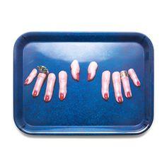 Finger Tray By Seletti Melamine Tray, Surrealism Photography, Foto Art, The New Yorker, Toilet Paper, Line Art, Art Direction, Ferrari, Creative