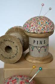 Image result for natural beautiful vintage cotton reels