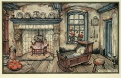 Birth Announcement: Anton Pieck