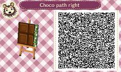 "plasticskittles: "" Chocolate pathways with a flower border. """