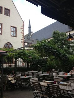 Klosterhof in Frankfurt am Main, Hessen